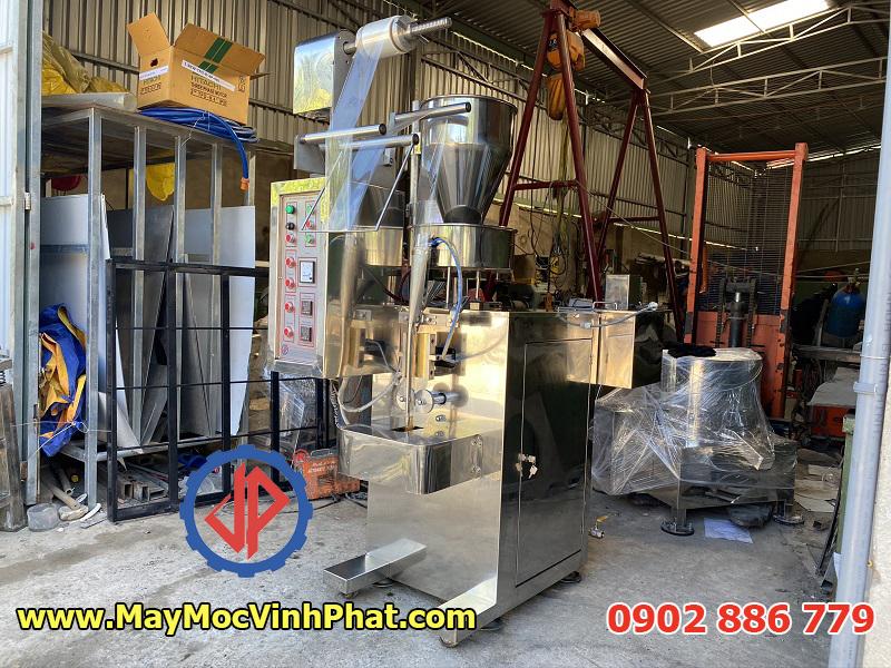 Máy đóng gói 2 trong 1 giá rẻ nhất Việt Nam do Cty Vĩnh Phát chế tạo